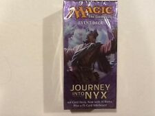 Magic the Gathering JOURNEY INTO NYX WRATH OF THE MORTALS Sealed Event Deck MTG