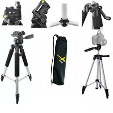 "57"" PROFESSIONAL LIGHTWEIGHT TRIPOD FOR NIKON SONY  OLYMPUS PENTAX CANON DSLR"