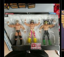 WWE Bash At The Beach Mattel Figure 3-Pack MOC Sting Macho Man Lex Luger WCW MOC