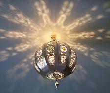 30 cm !! Lustre plafonnier marocain fer forgé lampe applique lanterne oriental 2