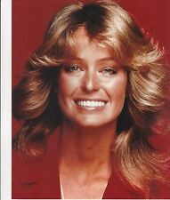 FARRAH FAWCETT RARE 8X10 CHARLIES ANGELS PHOTO #200