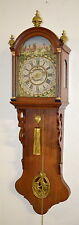 Antique Dutch Hood One Weight Wall Clock Lot 237