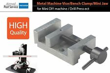Vice Bench Clamp Jaw FOR Mini DIY Metal Milling Drilling Machine Zhouyu Z012M