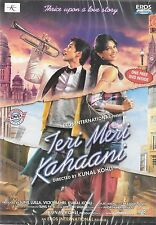 TERI MERI KAHAANI - SHAHID KAPOOR - NEW BOLLYWOOD DVD - ONE FREE DVD INSIDE