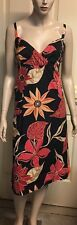 Innovare Cotton Dress Sz 16 Not Lined Slightly Stretchy