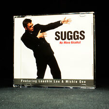 Suggs - No More Alcohol - music cd EP