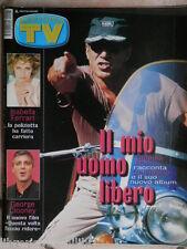 TV SORRISI E CANZONI 47 19 25 novembre 2000 LAURA PAUSINI rivista Televisione di