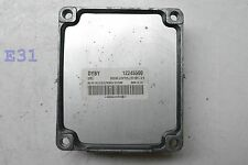 VAUXHALL OPEL Z16SE ENGINE CONTROL UNIT ECU DYBY 12245500 GENUINE