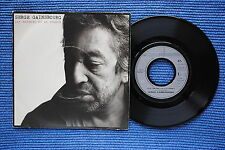 SERGE GAINSBOURG / SP PHILIPS 870 174-7 / 1987 ( F )