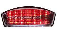 1994-2007 Buell S1 X1 M2 Blast LED SEQUENTIAL Tail Lights Smoked Lens