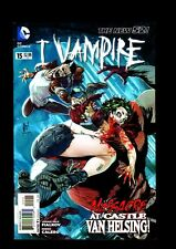 I.VAMPIRE  THE NEW 52!  US DC COMIC VOL.1 # 15/'13