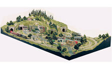 Woodland Scenics ST1483 HO Grand Valley Layout Train Scenery