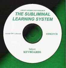 Play Better KEYBOARDS SYNTH & PIANO SUBLIMINAL LEARNING