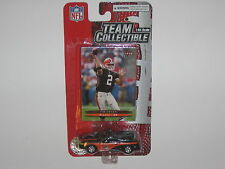 Cleveland Browns 2003 Limited Edition Mini Mustang Car & Tim Couch Football Card