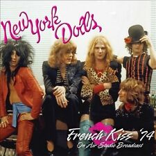 New York Dolls French Kiss 74 + Actress - Birth Of The New York vinyl NEW sealed