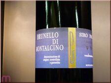"""3 bt BRUNELLO DI MONTALCINO DOCG 2010 """" vecchie viti """"  PACENTI SIRO"""