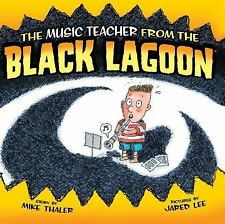 Music Teacher from the Black Lagoon (Black Lagoon Set 1)-ExLibrary