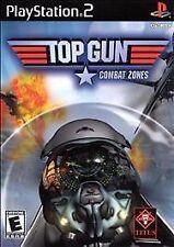 Top Gun: Combat Zones (Sony PlayStation 2, 2001)