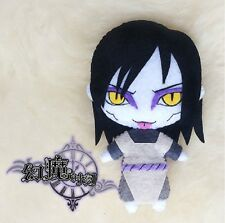 Japanese Cosplay Naruto Shippuden: Orochimaru DIY toy Doll keychain material