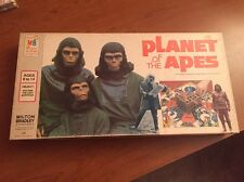 UNUSED PLANET OF THE APES 1974 MILTON BRADLEY TOY BOARD GAME