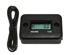 Engine Hour Meter Marine Mower ATV Motorcycle Dirt Pit Bike Ski