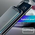 New HD Curved Full Cover Clear Screen Protector Film For Samsung Galaxy S6 Edge