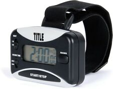 Title Personal Boxing Timer with Arm Band