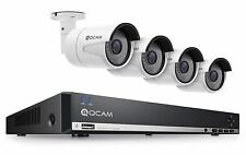 Amcrest Qcam 3-Megapixel 8CH POE Outdoor Network Video Security System 2048x1536