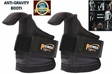 POWER SPORTS Universal Anti Gravity Shoes Boots Sit Ups Inversion Boots Hooks