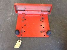 Case Ingersoll 210 Seat Hinge Mounting Plate C17152 For Lawn Yard Garden Tractor