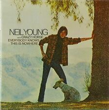 CD - Neil Young With Crazy Horse - Everybody Knows This Is Nowhere - A526