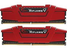 NEW Sealed G.SKILL Ripjaws V Series 32GB RAM (2 x 16GB) 288-Pin DDR4 2100