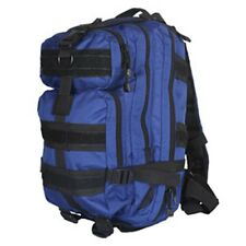 MILITARY 3Day Tactical Assault Transport Backpack Molle SWAT USMC Blue New