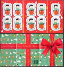 Singapore stamps - 2014 Festivals booklet Christmas