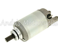 Heavy Duty Starter Motor to fit Suzuki UH 125 150 200 UH125 UH150 UH200 Burgman