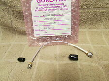 Gore-Tex RF Coaxial Cable, Made for Agilent SMA to Press-ON NOS