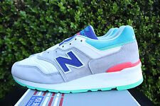 NEW BALANCE 997 SZ 11 COUMARIN BASEBALL PACK GREY JADE MADE IN USA M997CDG
