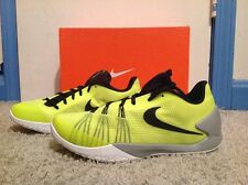 MEN NIKE HYPERCHASE ATHLETIC SHOES SIZE 11.5 MULTI-COLOR