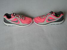Nike Lunarswift + Femme Gris Rose exécutant formateurs chaussures UK 5 euro 38,5