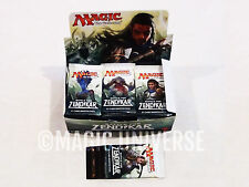 Battle for Zendikar BFZ Booster Box Repack! Magic! 36 Opened MTG Packs in Box