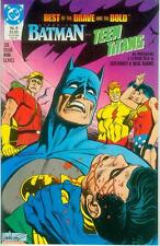 Best of Brave & Bold # 6 (of 6) (Batman & Teen Titans, Neal Adams) (Estados Unidos, 1989)