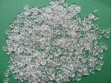 Lot 200pcs Doll Button Wholesale Mini Riny Craft Cardmaking Clear 5mm