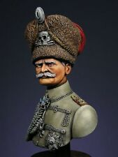 SK Miniatures German General von Mackensen WW1 Bust 1/9th Unpainted Kit