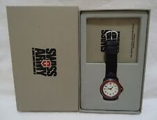 Vintage Swiss Army Watch Marlboro Adventure Team Boxed Collectible 1992