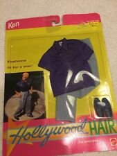 Barbie Hollywood Hair Fashions Ken 1992 Vintage Mattel 3747 Clothing Outfit
