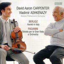 David Aaron Carpente - Harold in Italy & Sonata Per la Gran Viola [New CD]