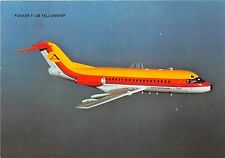 B71872 Fokker f 28 Fellowship Germany aviation air avion airplane