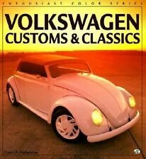 Volkswagen Customs and Classics by David Fetherston (1995, Paperback)