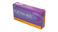 5 Rolls Kodak Portra 400 120 Pro Color Negative Film (ISO-400) Exp:01/2018