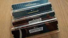 Corsair Vengeance LP 32GB DDR3 (4x8GB matched) (CML32GX3M4A1600C10)